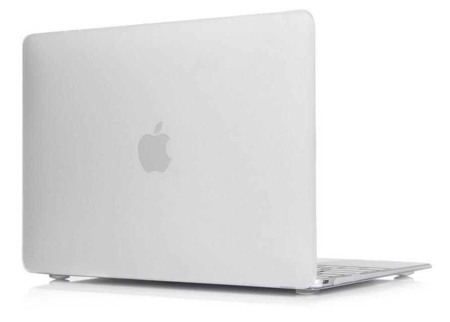 Image of   Macbook 12 Cover Gennemsigtigt