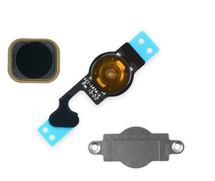 Image of   Kabel til hjemknap til iPhone 5-Sort
