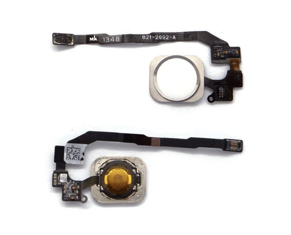 Image of   Kabel til hjemknap til iPhone 5s med hjemknap-Hvid