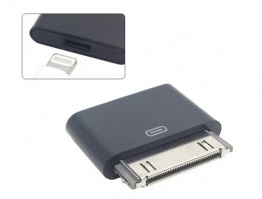 Image of   iPhone 5/6 til iPhone 4 adapter