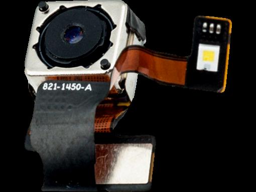 Image of   Bagkamera til iPhone 5