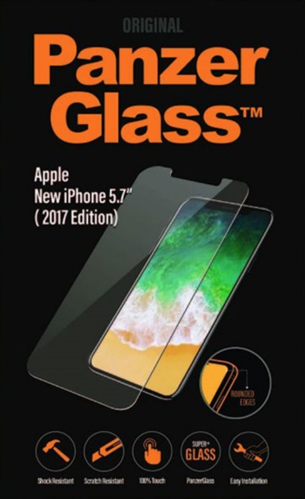 Image of   PanzerGlass til iPhone X