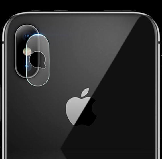 Image of   Hærdet Kamera Beskyttelsesglas til iPhone Xs / X
