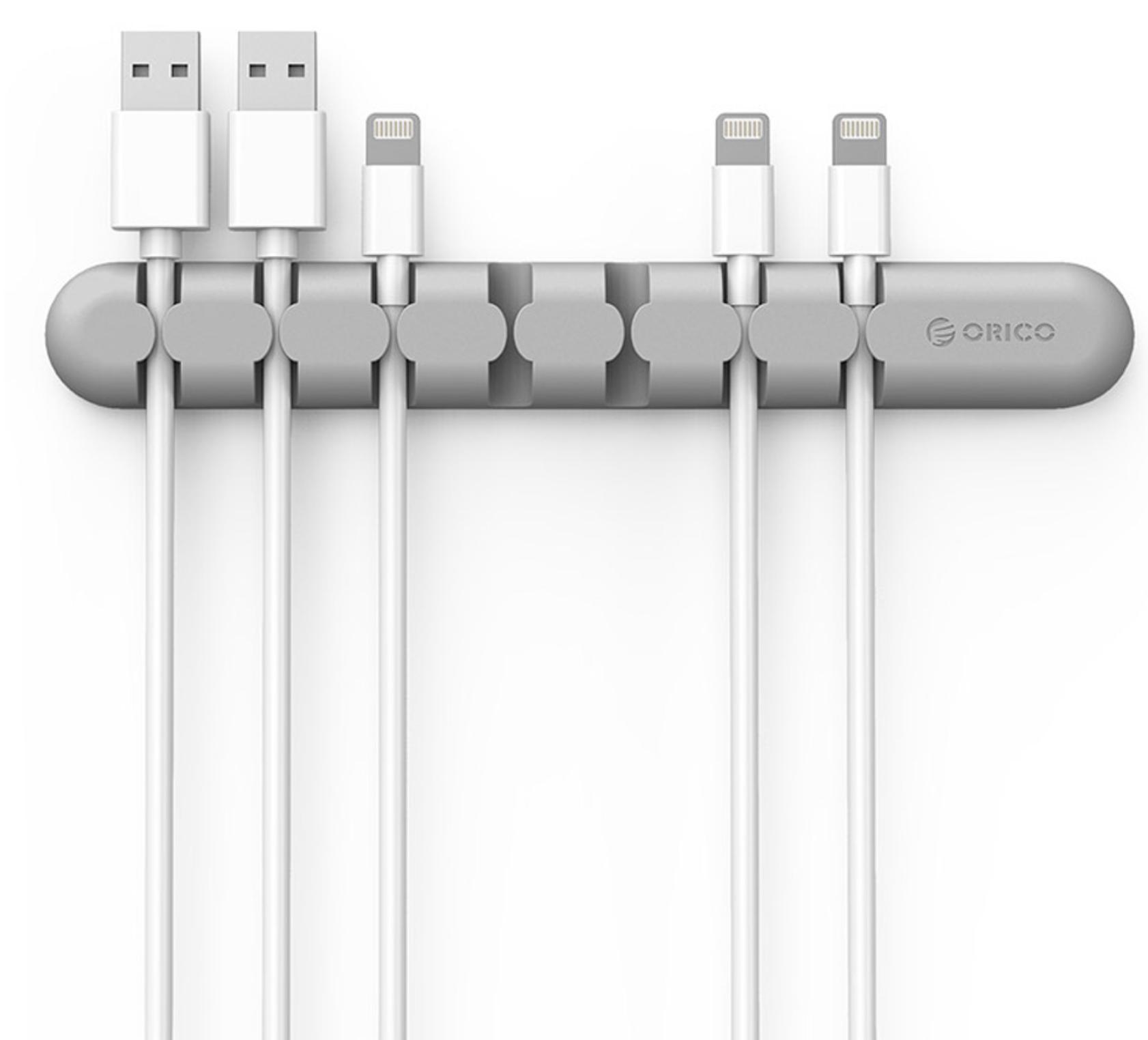 Image of   7-i-1 Kabelholder i silicone