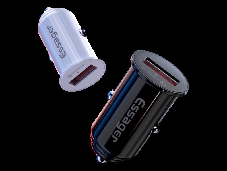 Image of   USB oplader til bil