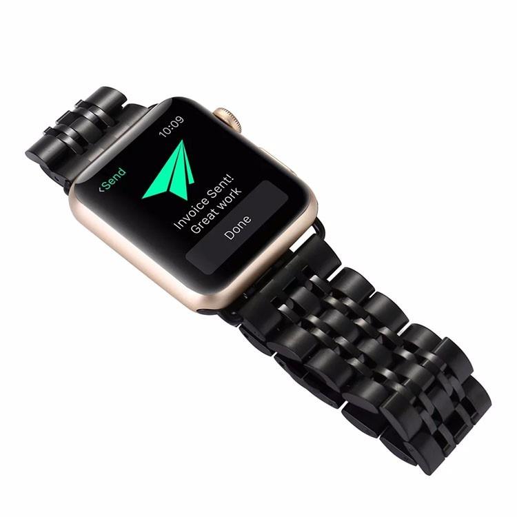 Ariel rem til Apple Watch-Sort-42 mm