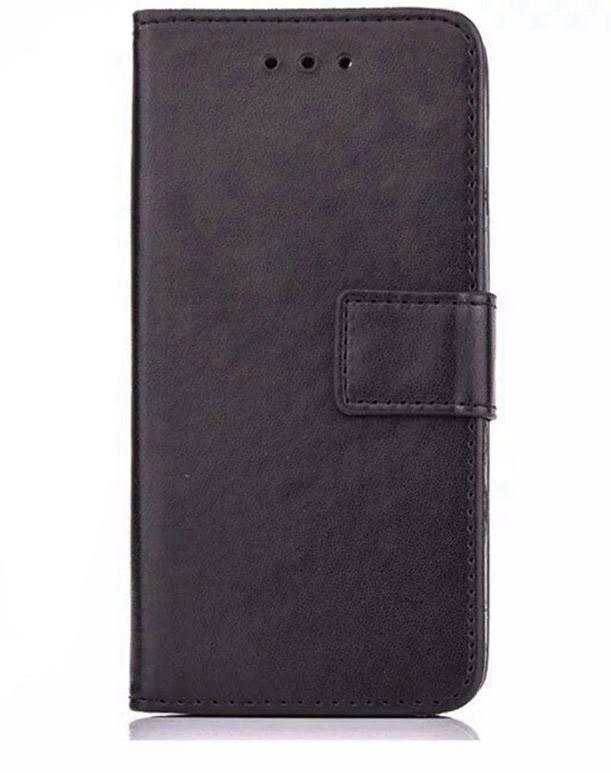 Silba Flip Cover Pung til Huawei P8 Lite-Sort