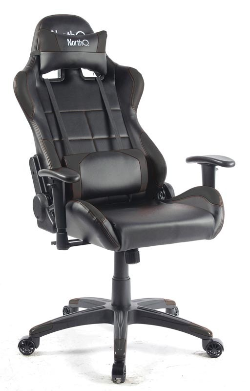 Billede af High Performance Gamingchair NQ-100 NorthQ-Sort