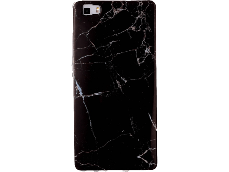 Image of   Huawei P8 Marmor Cover-Sort