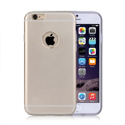 iPhone 6 / 6S  Aluminium + TPU Cover