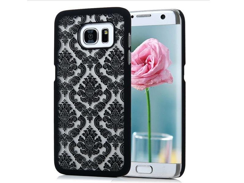 Metis Cover med mønster til Samsung Galaxy S7 Edge