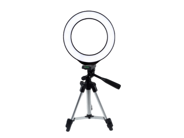 Image of   12cm Mini Ringlys m/ Tripod