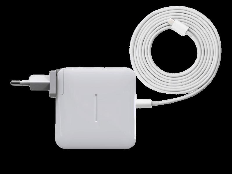 """Oplader til MacBook Air 13"""" Retina (A1932) 29W"""