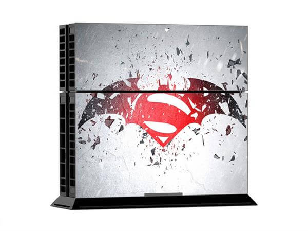 Billede af Batman vs. Superman Skin til Playstation 4