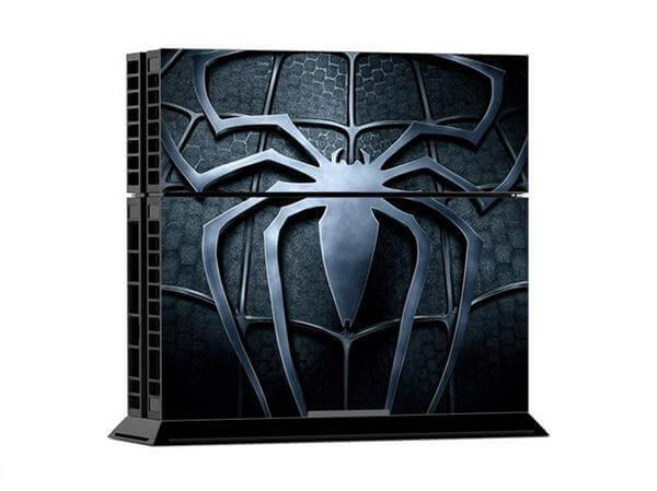 Super Spider Skin til Playstation 4