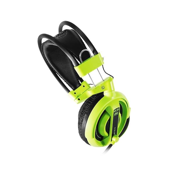 Billede af E-Blue Cobra HS Gamer Headset-Grøn