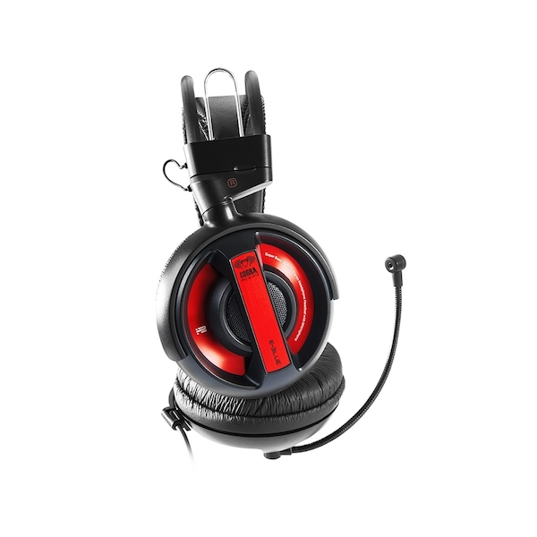 E-Blue Cobra HS Gamer Headset-Rød