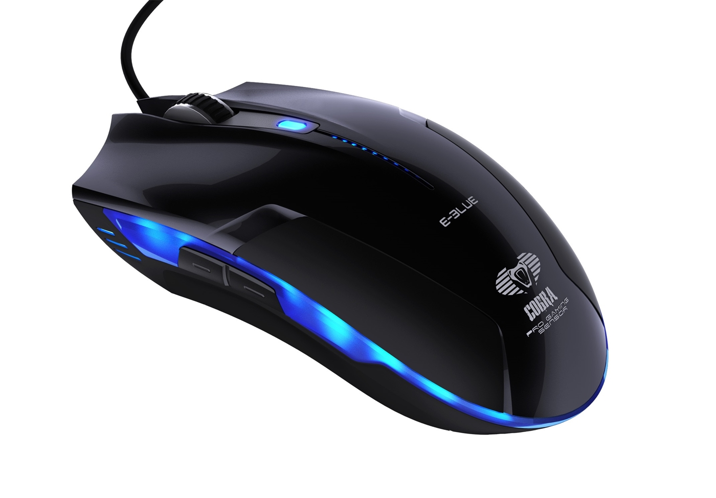 Image of   E-Blue Cobra Pro Gamer Mus - High Precision