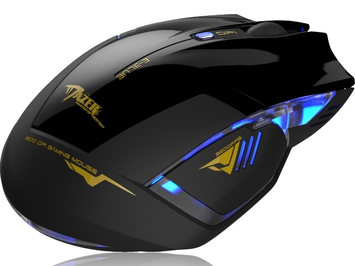 Image of   E-Blue Mazer Type-R Gaming Mouse