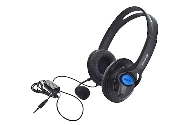 Image of   GameTech PS4 Gamer Headset