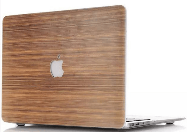 Macbook Pro 15 Walnut Wood Cover