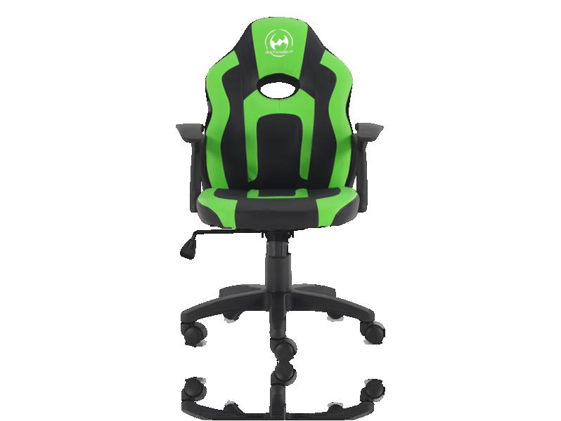 Image of   BK Gaming Stol til mindre børn-Grøn
