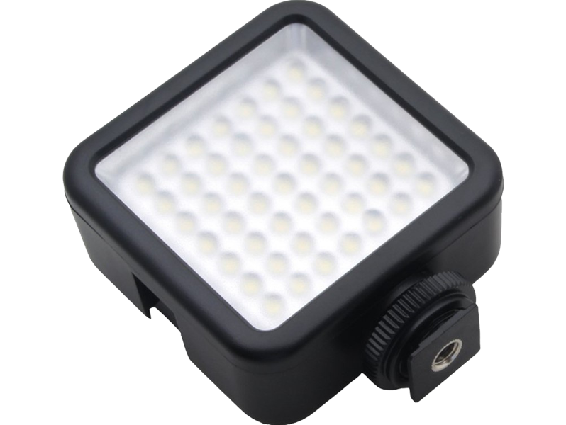 Image of   Hvidt LED Fotolys