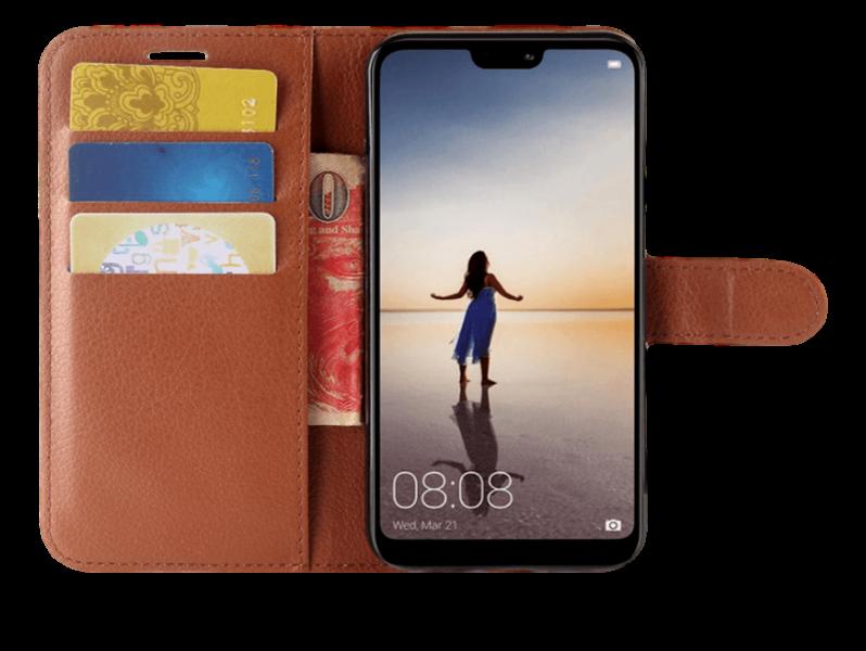 Flip Cover til Huawei P20 Lite