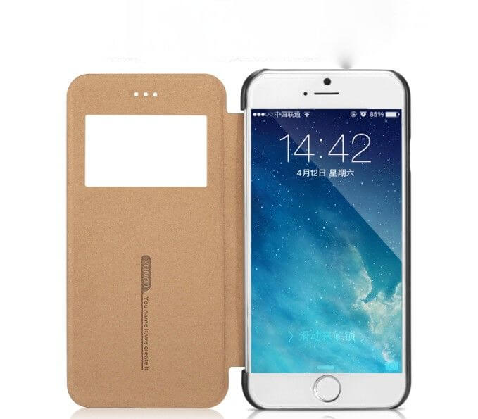 iphone 6 (S) Plus flip cover