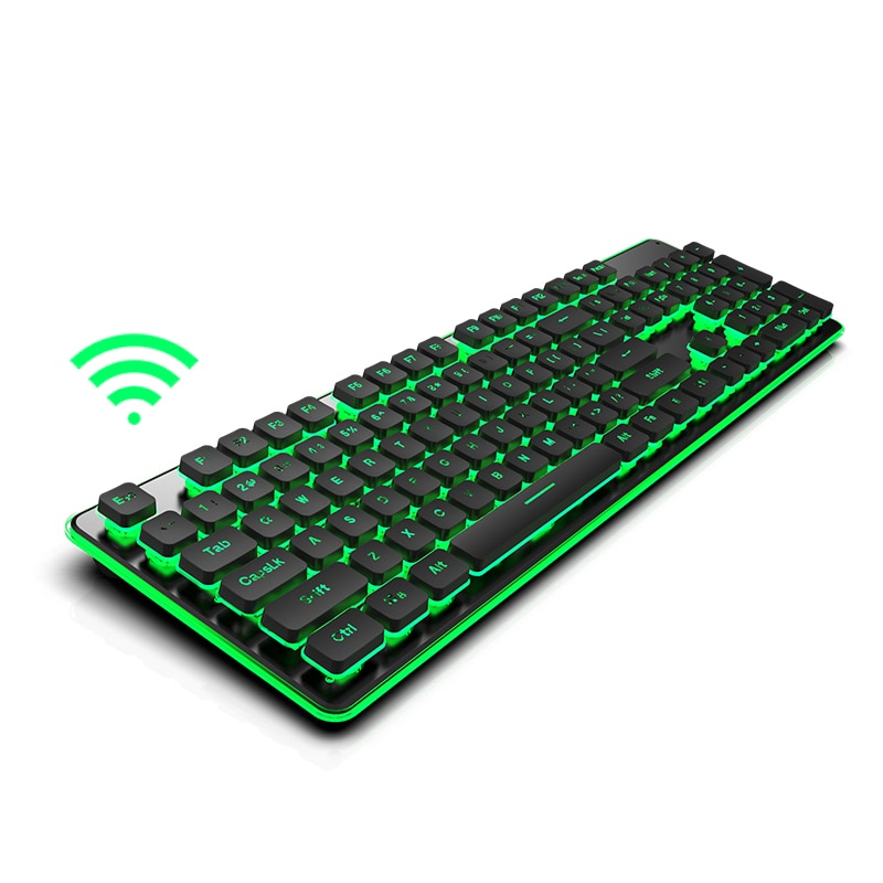 Wireless gamer tastatur