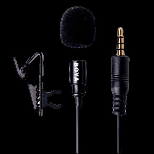 Knaphuls mikrofon