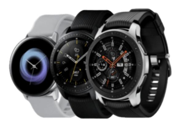 Galaxy Watch-Serien