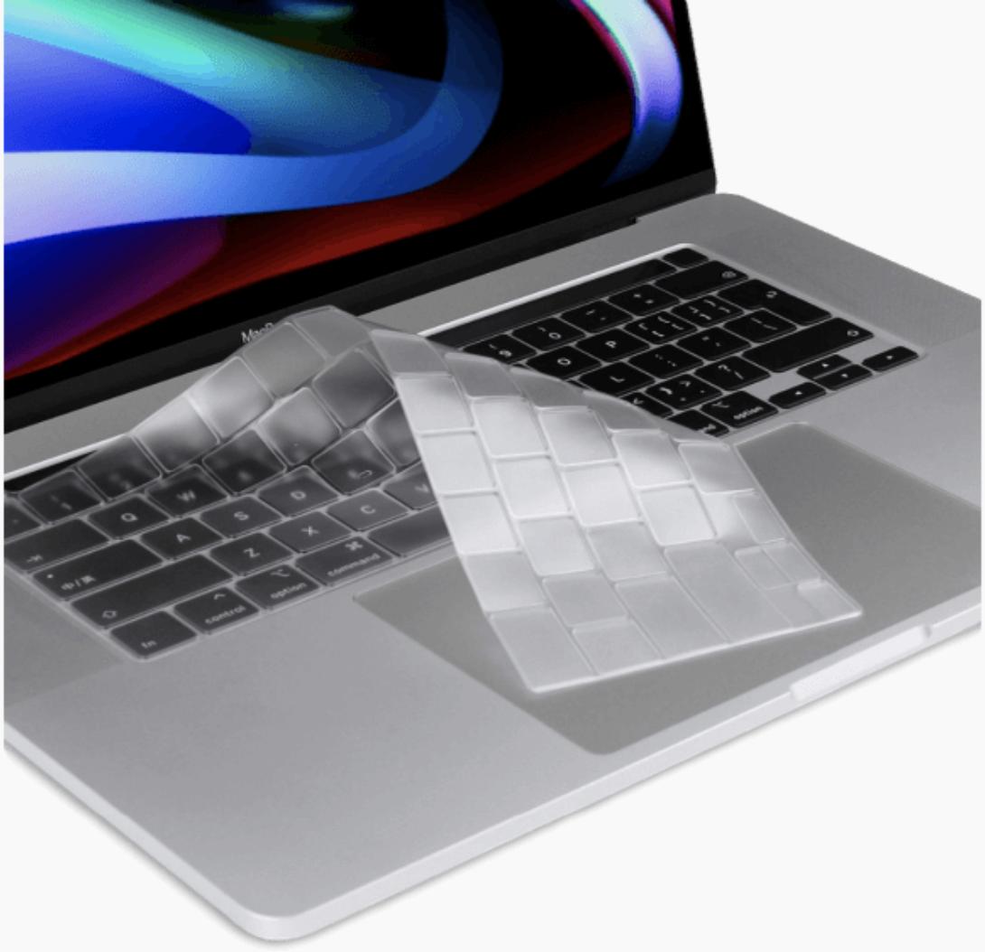 Macbook tastatur cover