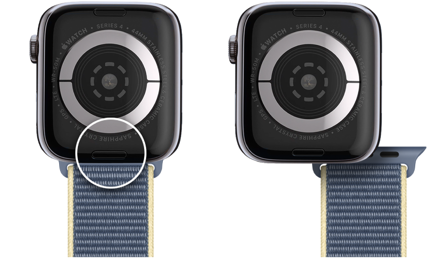 Apple Watch skift