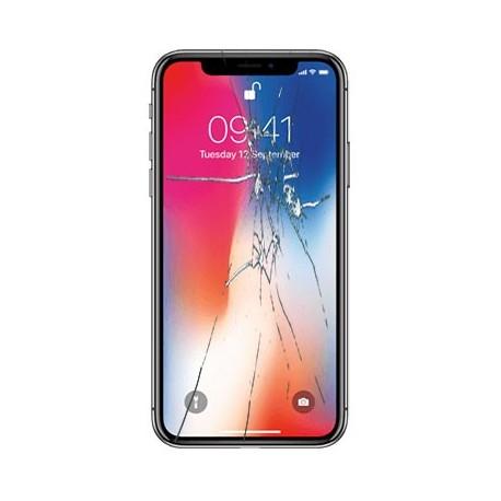 Smadret i Phone x Digitalizer OLED