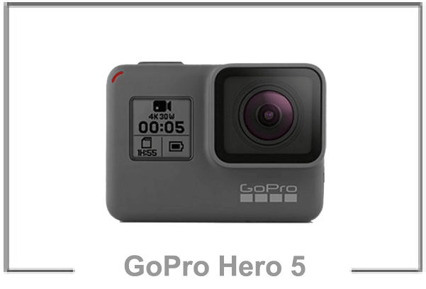 gopro hero 4 mounts