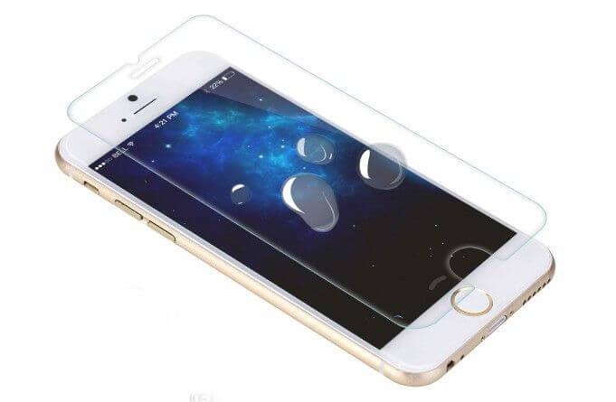 skærmbeskyttelse til iphone 6