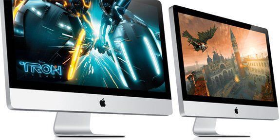 macbook og imac gaming