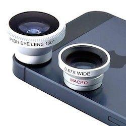 kameraudvidelse til iPhone 5