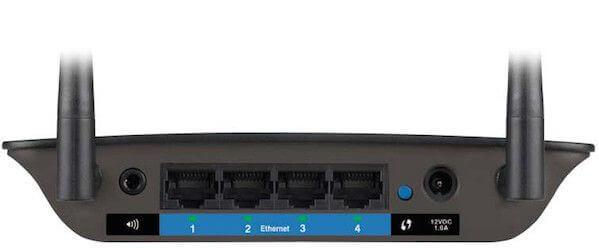 linksys wifi extender / internet forlænger