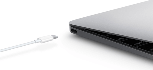 USB-C kabel til Macbook