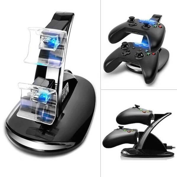 xbox-one-controller-dual-oplader-charger-stand
